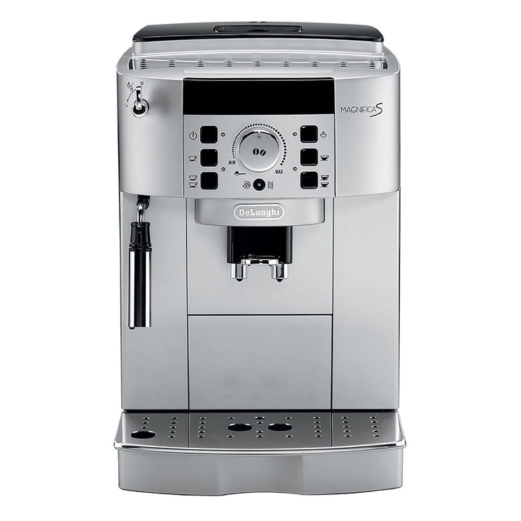 De'Longhi Magnificas Coffee Machine - Silver and Black - ECAM22 110 SB - Jashanmal Home