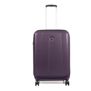 Delsey Helium Shadow 3.0 4 Wheel Trolley Bag - Purple - 00203682008 PURPLE - Jashanmal Home