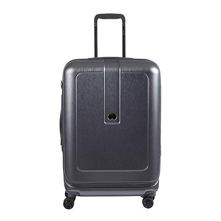 Delsey Grenelle 4 Wheel Expandable Trolley Case - Anthracite - 203982001 ANT - Jashanmal Home