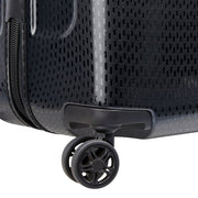 Delsey Turenne 4 Double Wheel Cabin Trolley Case - Black - 00162180100 BLACK - Jashanmal Home