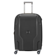Delsey Clavel Expandable Cabin Luggage Trolley Bag - Black, 83 cm - 00384583000  BLACK - Jashanmal Home