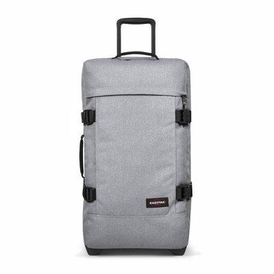 Eastpak Tranverz M Sunday Grey Check-In Luggage - Ek62L363