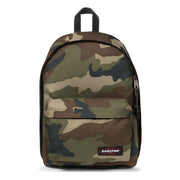 Eastpak Out of Office Laptop Backpack - Camouflage - EK767181 - Jashanmal Home