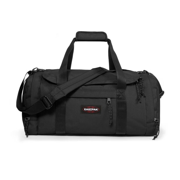 Eastpak Reader Duffle Bag - Black, Small - EK81D008 - Jashanmal Home