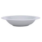 Dankotuwa Vessel Fruit Nappy Bowl - White, 230 g - 4106 - Jashanmal Home