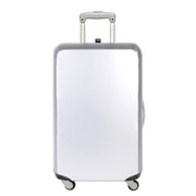 Loqi Luggage Cover - Metallic Silver, Small - LS.ME.SI - Jashanmal Home