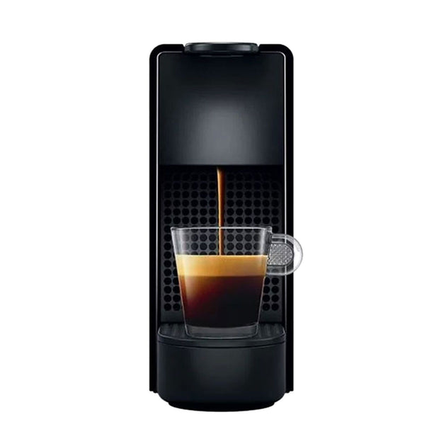 Nespresso Essenza Mini Coffee Machine - Black - C30-ME-BK-NE