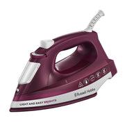 Russell Hobbs Light And Easy Brights Iron - Mulberry - 24820GCC - Jashanmal Home