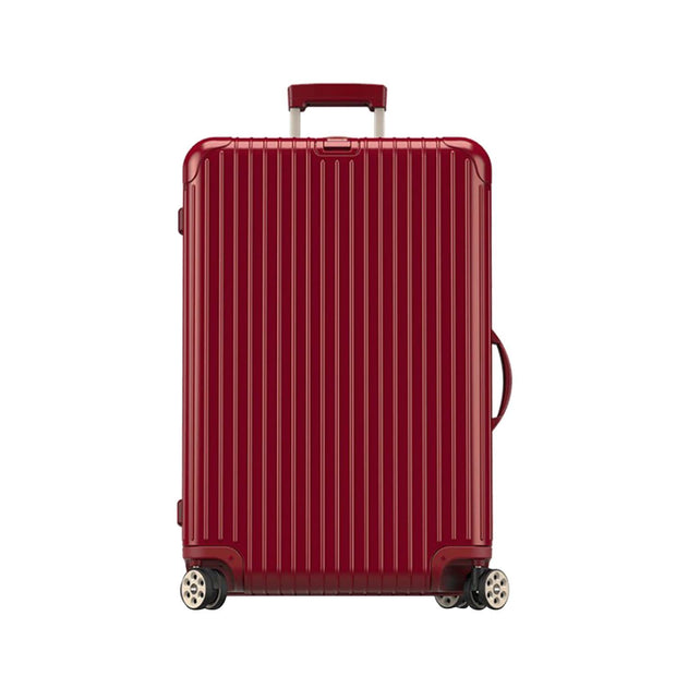 Rimowa Salsa Deluxe E-Tag Multiwheel Trolley Bag - Orient Red - 831.73.53.5 RED - Jashanmal Home