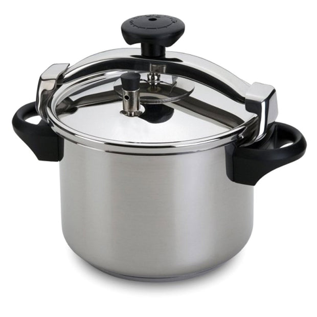 Silampos Pressure Cooker with Basket - Silver, 4.5L - 641122018645B - Jashanmal Home