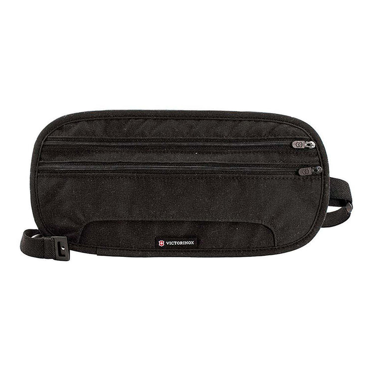 Victorinox Accessories 4.0 Deluxe Concealed Security Waistbag - Black - 31371801/31171801 - Jashanmal Home