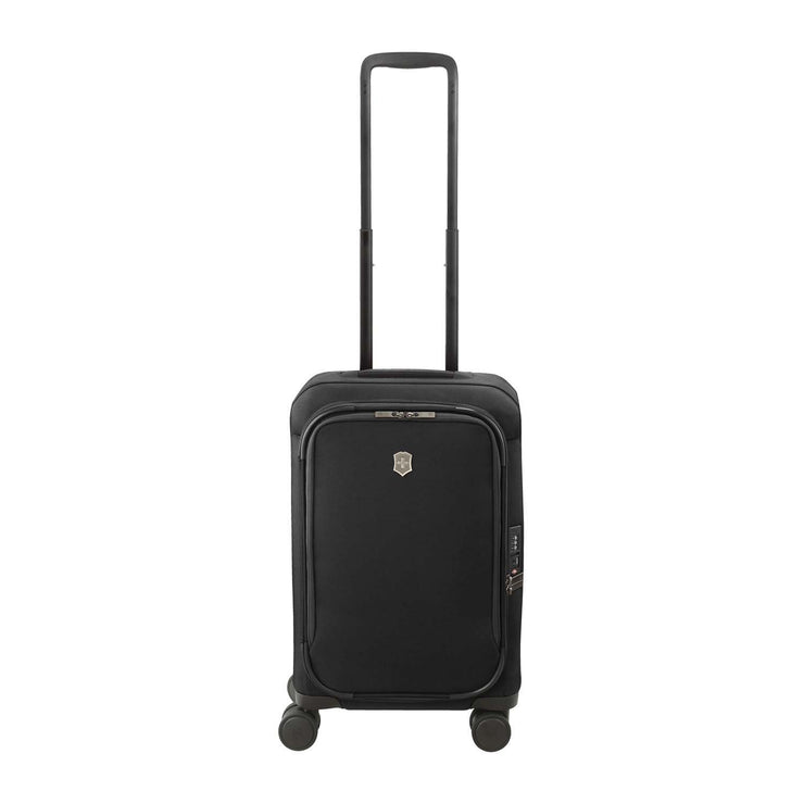 Victorinox Connex Frequent Flyer Hardside Carry-On Luggage - Black - 605650