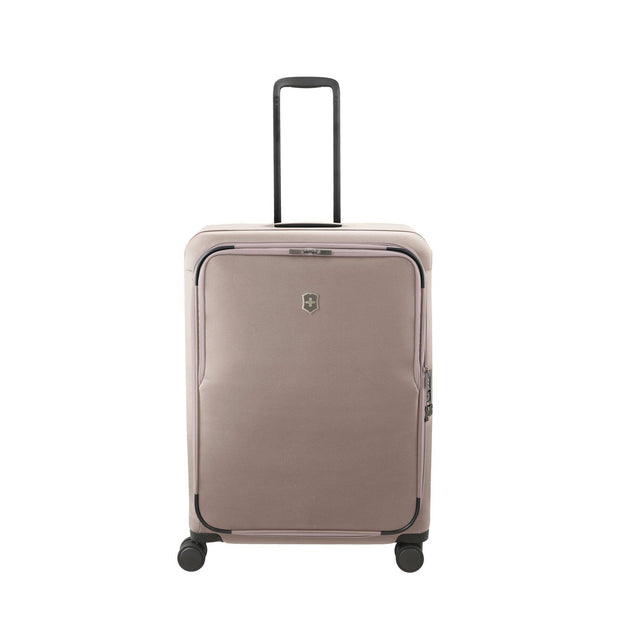 Victorinox Connex Large Softside Luggage Trolley Bag - Grey - 605657