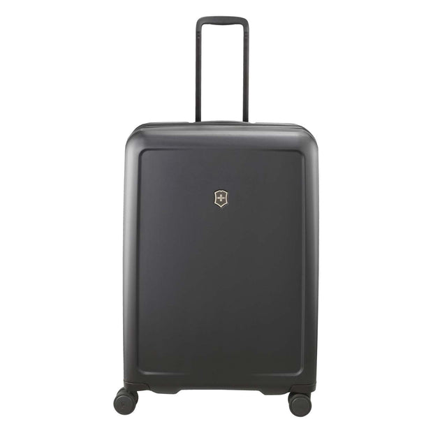 Victorinox Connex Large Hardside Luggage Trolley Bag - Black - 605671 - Jashanmal Home
