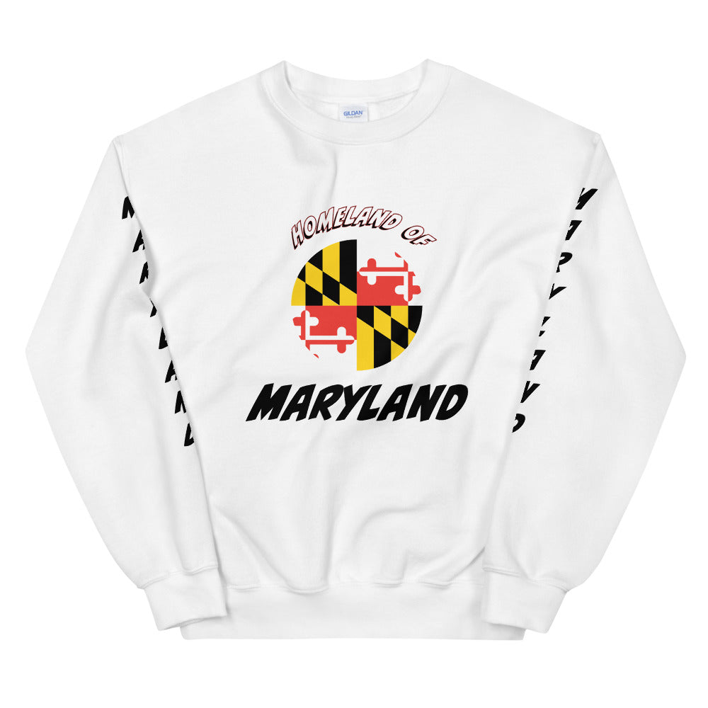Homeland of Maryland - UNISEX SWEATSHIRT