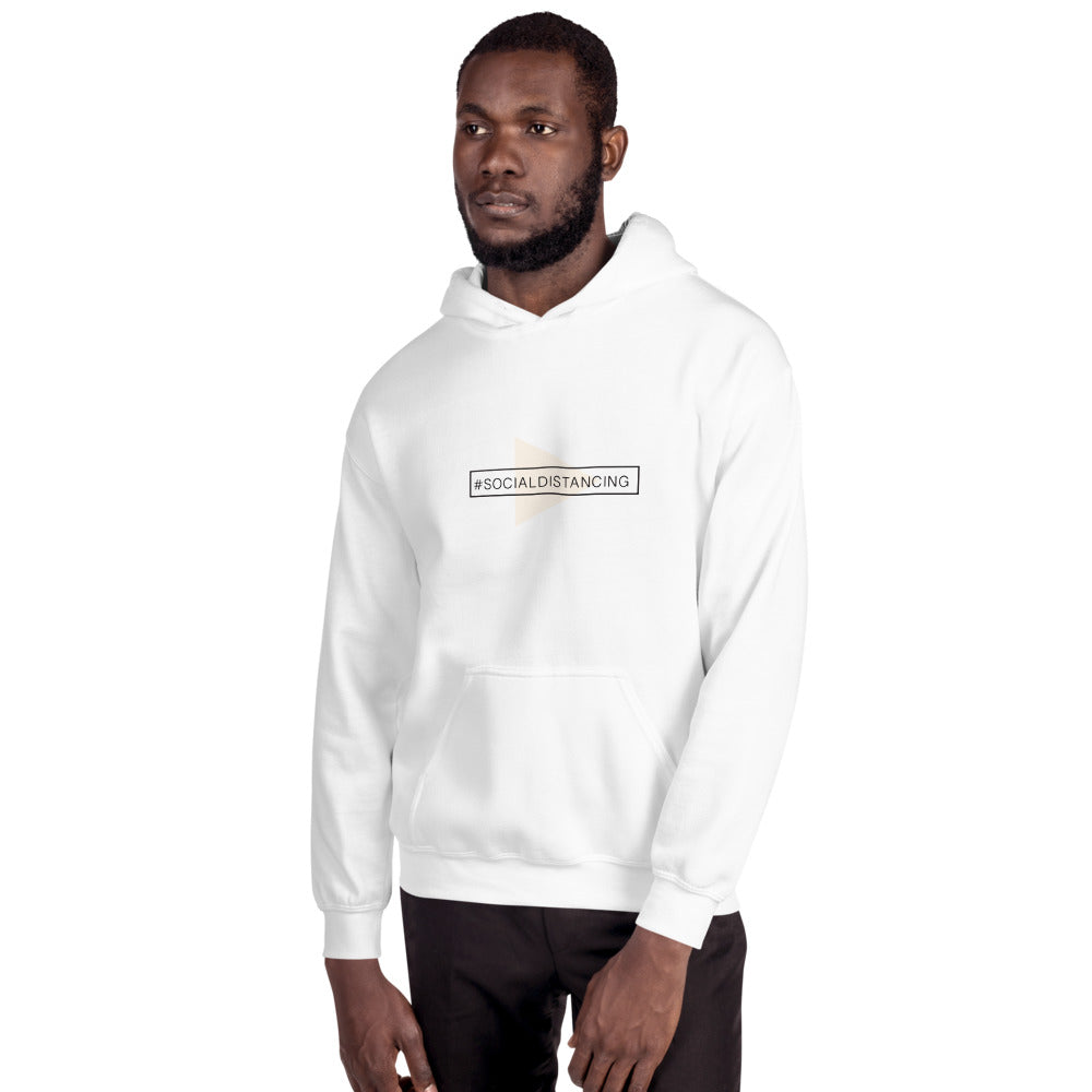 Distance Yourself Hoodie