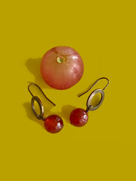 Saturno earrings