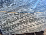 Fantasy Brown Satin Marble Slab