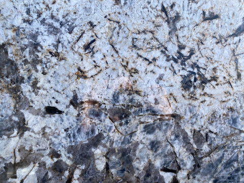 Petrus White Polished Granite Slab