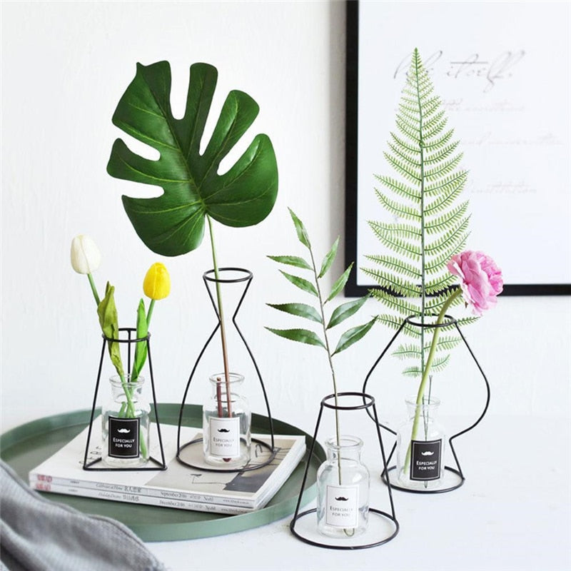 Naked Vase Frames - Bargainzar Boho Home Decor Online