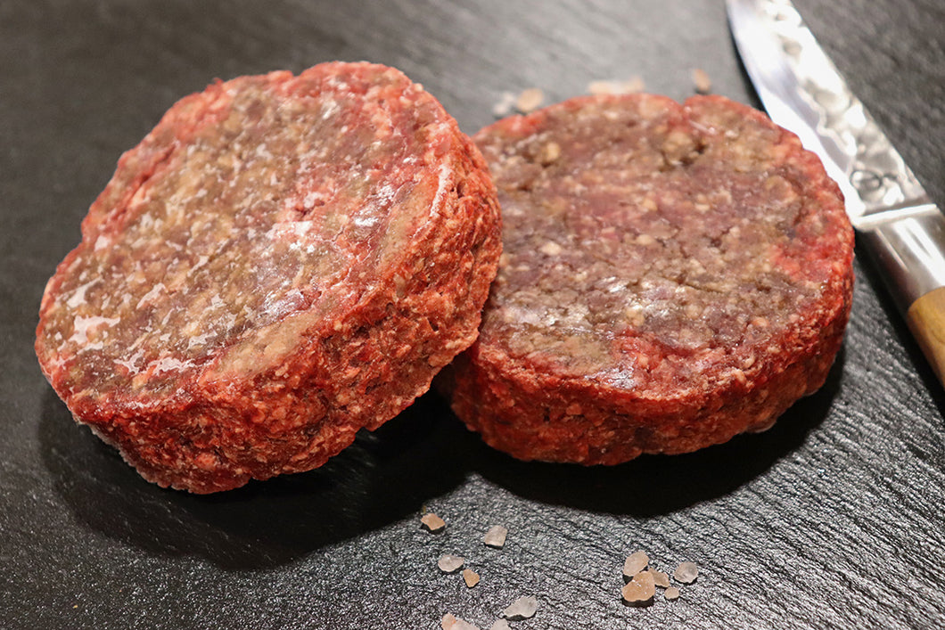 Wagyu Steakburger Patties