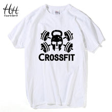 Load image into Gallery viewer, HanHent Weightlifting Men's Crossfit T shirt