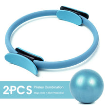 Load image into Gallery viewer, Professional Yoga Circle Pilates Sport Ring