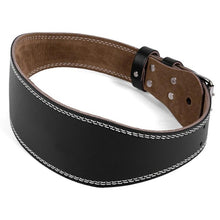 Load image into Gallery viewer, Weightlifting / Powerlifting Leather Belt