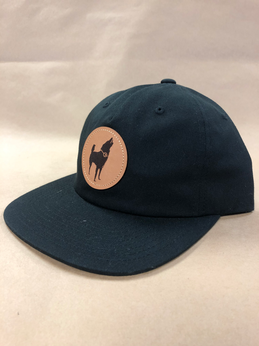 Flat Brim Dude Patch Hat