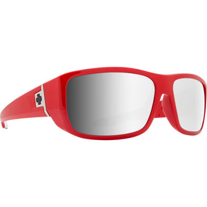 Mc3 Classic Red-HD Plus Gray Green with Silver Spectra Mirror