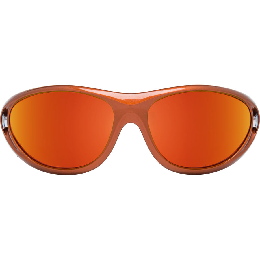 Scoop 2 Metallic Orange-HD Plus Green with Orange Spectra Mirror