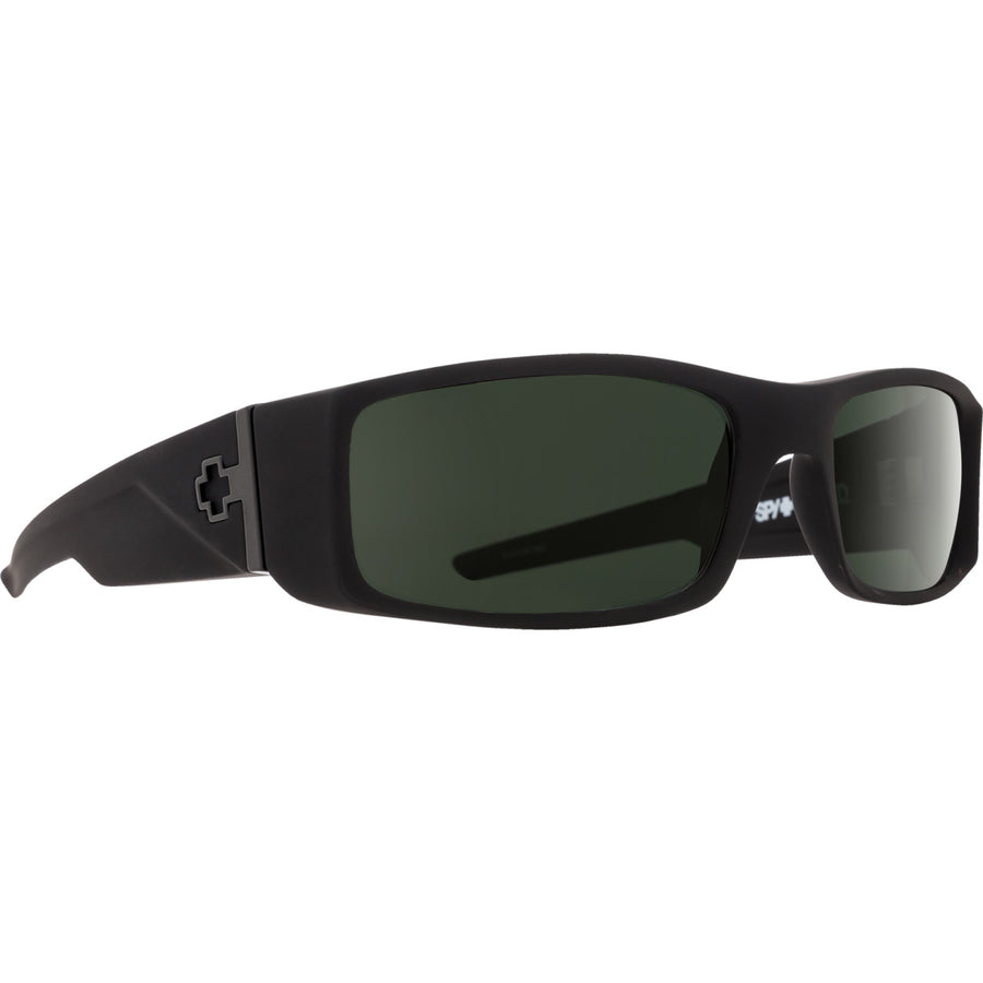 Hielo Soft Matte Black - HD Plus Gray Green Polar