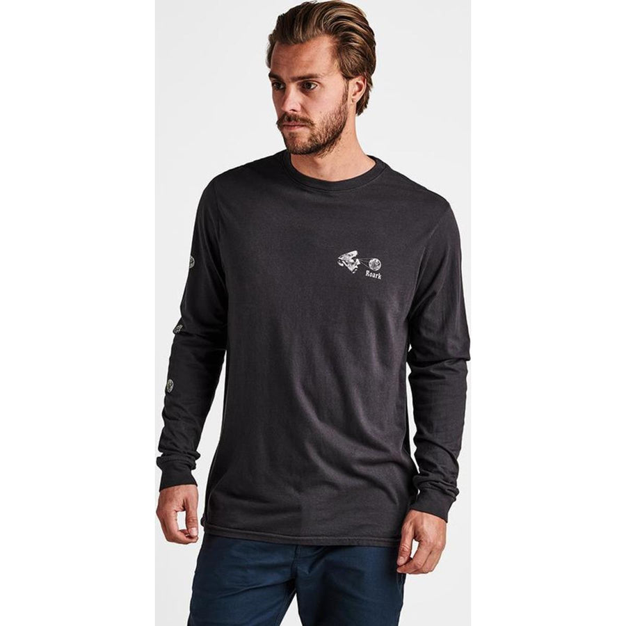Worldly Views Long Sleeve Premium Tee