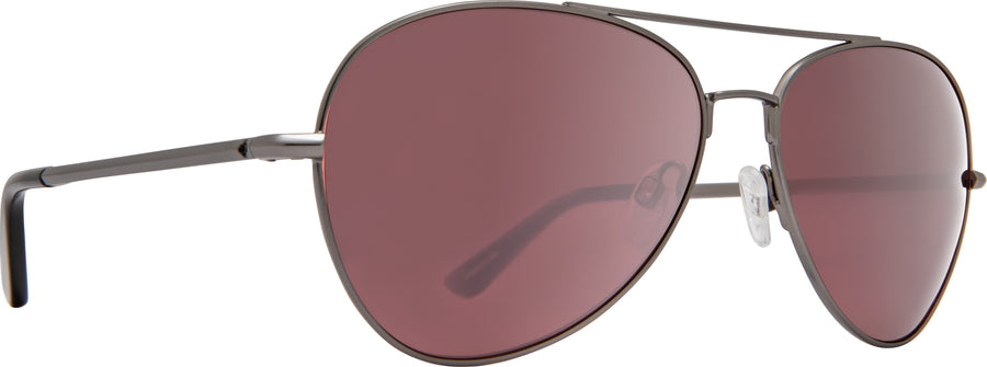 Whistler Matte Gunmetal-Happy Rose Polar W/Light Silver Spectra Mirror
