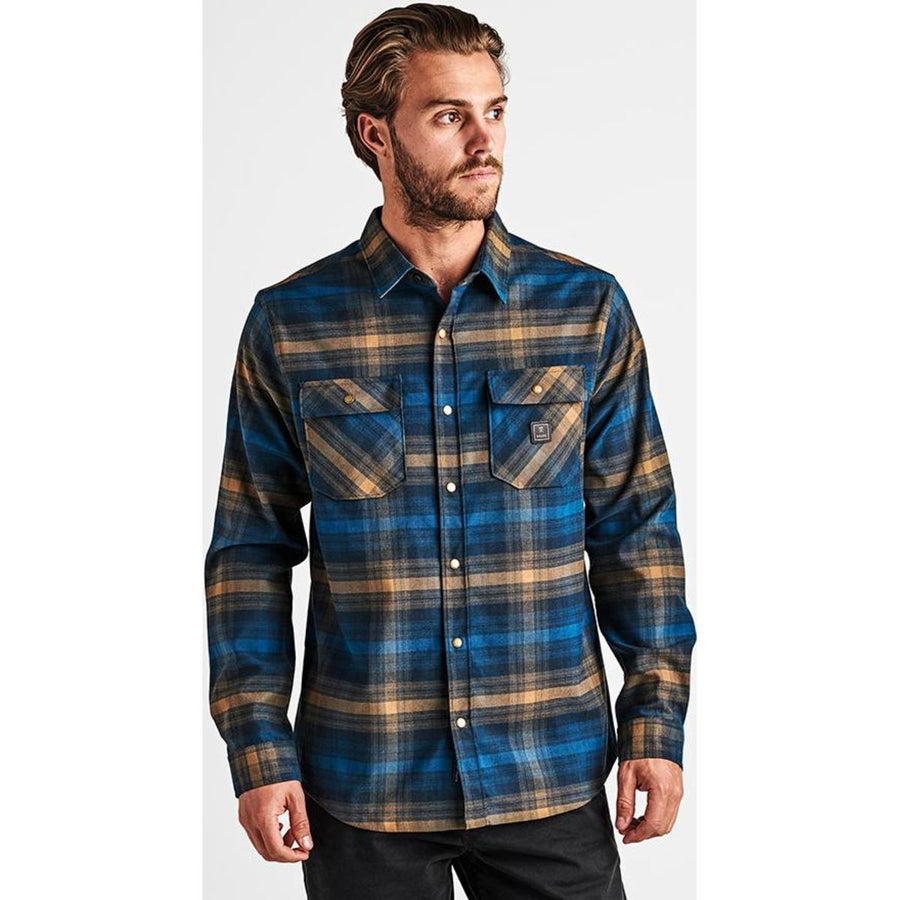 Alpinist Long Sleeve Flannel