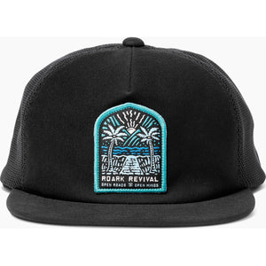 Palm Eyes Trucker Hat