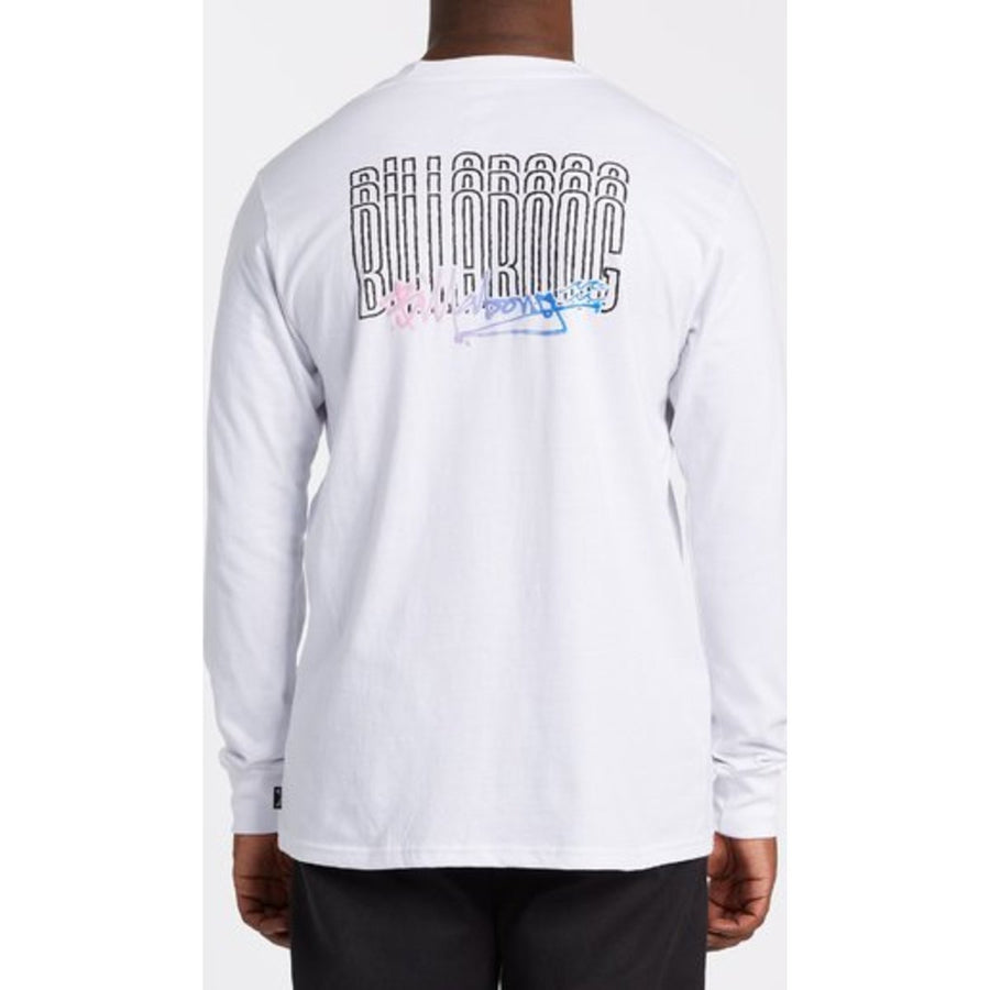 Tag Long Sleeve T-Shirt
