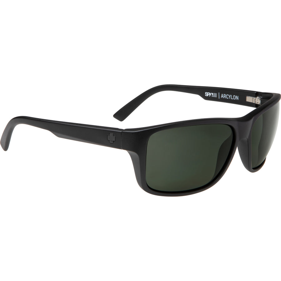 Arcylon SOSI Matte Black - HD Plus Gray Green Polar