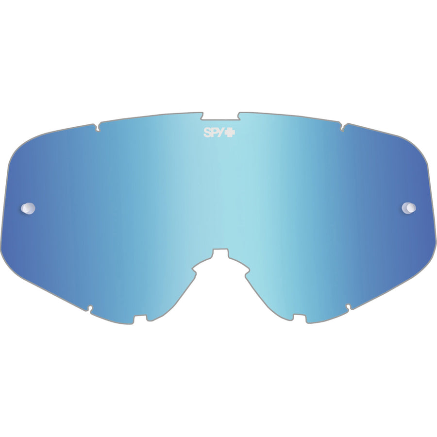 Woot/Woot Race Mx Lens - HD LL Smoke with Blue Spectra Mirror
