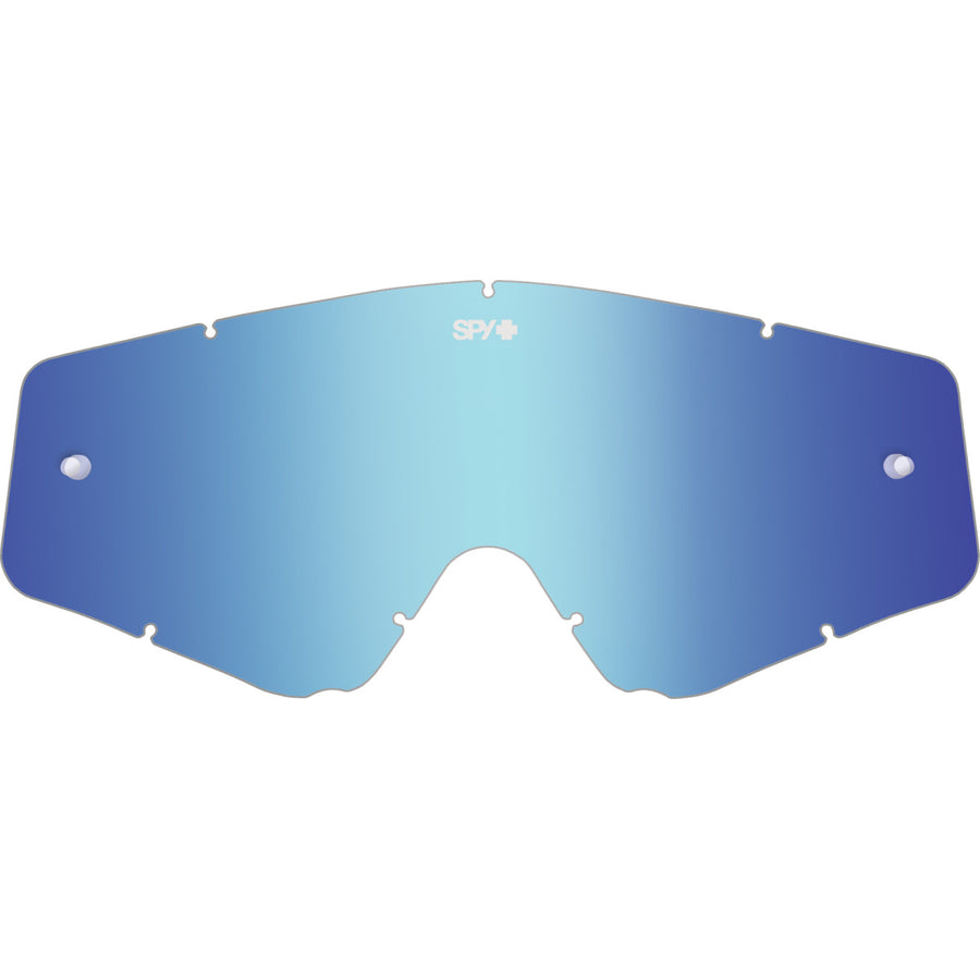 Omen Lens - HD LL Smoke with Blue Spectra Mirror