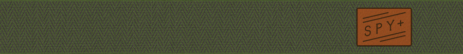 Marshall Herringbone Olive-Happy Gray Green w/Silver Spectra+Happy Yellow w/Lucid Green