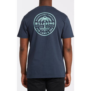 Coast To Coast Pocket Short Sleeve T-Shirt