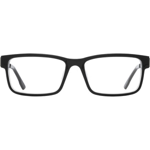 Hale 58 - Black Clear Gunmetal