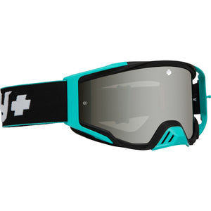 Foundation Plus Camo Teal - HD Smoke with Silver Spectra Mirror - HD Clear