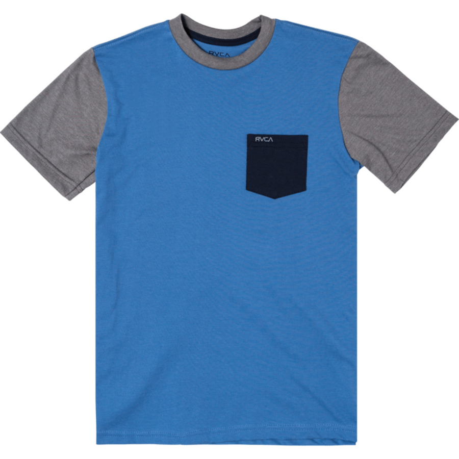 OLLIE COLOR BLOCK TEE