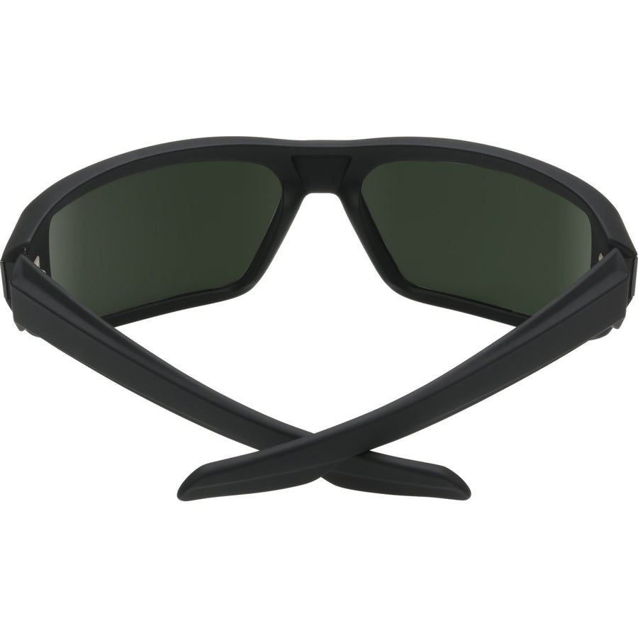 Mccoy Soft Matte Black - HD Plus Gray Green