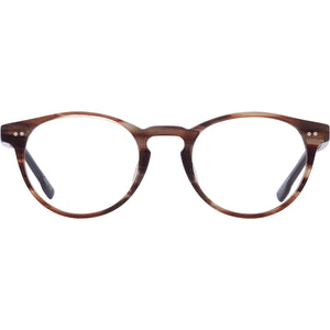 Kingsley 48 - Mocha Blue Stripe