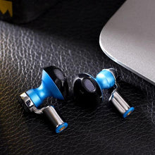 Load image into Gallery viewer, Senfer KP220 Semi Acoustic Dynamic HIFI Music Monitor DJ Studio Sports Interchangeable Earbuds Earphone MMCX Cable  Airpods