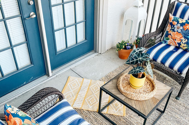 Spring Patio Refresh With Old Time Pottery