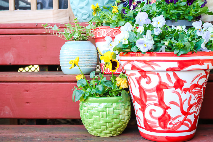 Creative Planter Ideas For Your Home